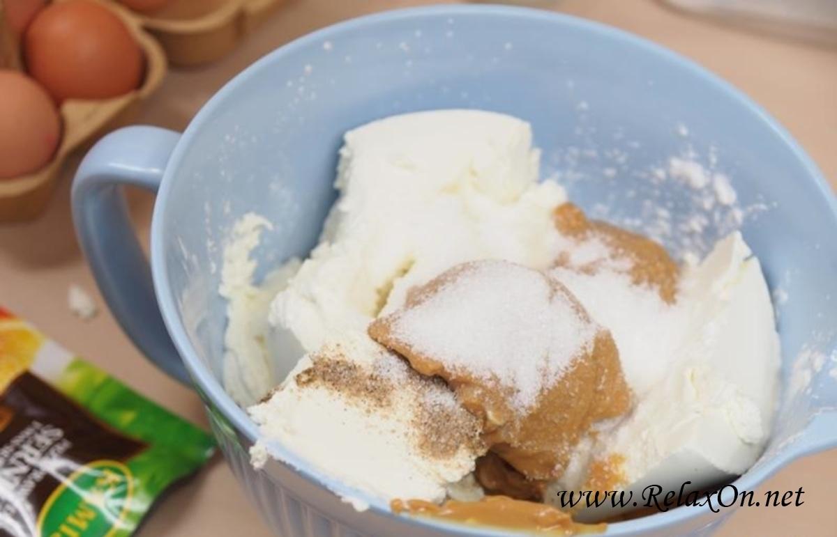 1-Пошаговый рецепт чизкейка