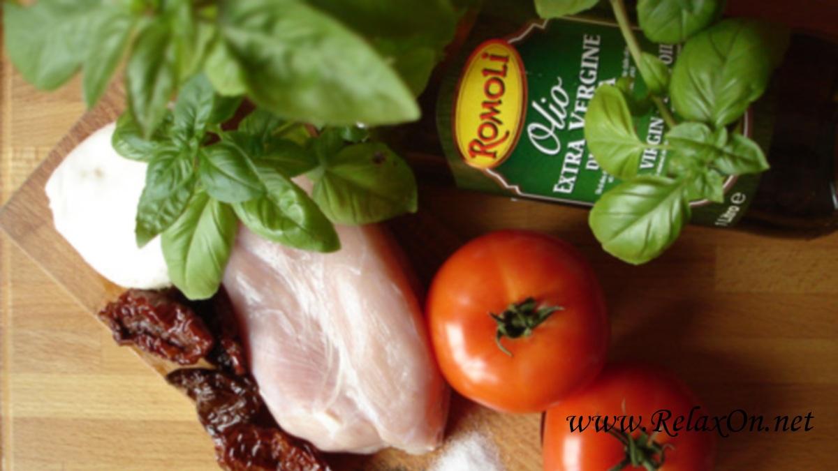 1- Пошаговый рецепт филе индейки
