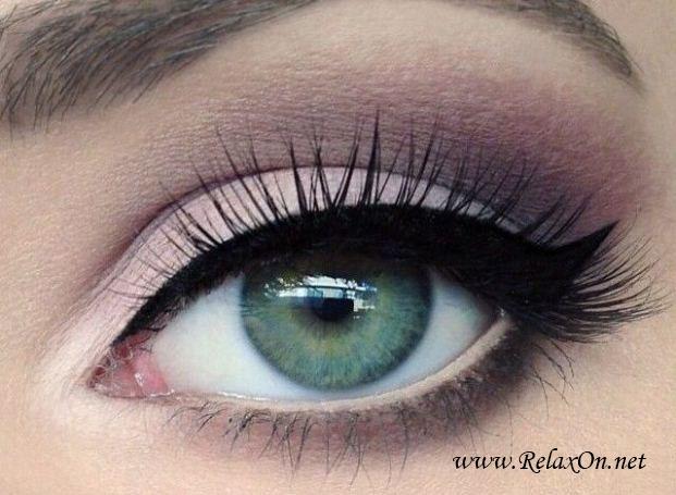 11-Макяж для зеленых глаз