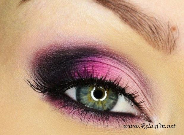 14-Макяж для зеленых глаз