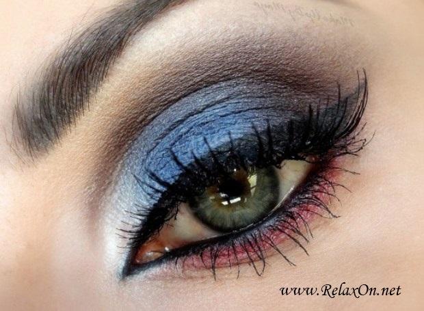 15-Макяж для зеленых глаз