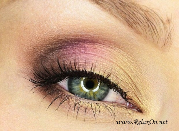 17-Макяж для зеленых глаз