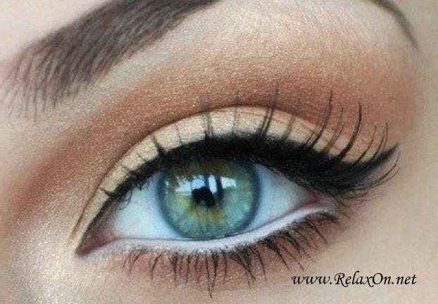 2-Макяж для зеленых глаз