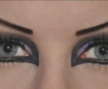макияж Ведьмы