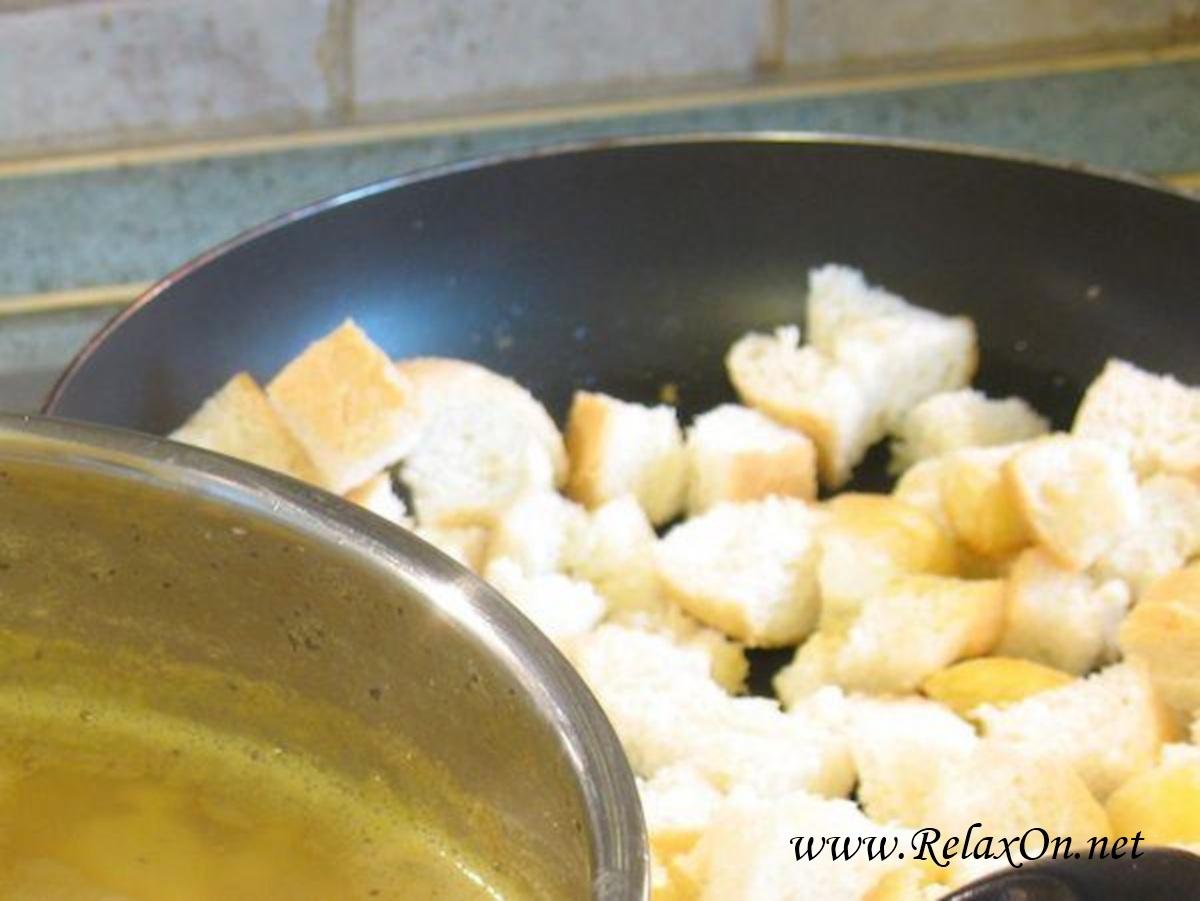3 Гороховый суп пошагово