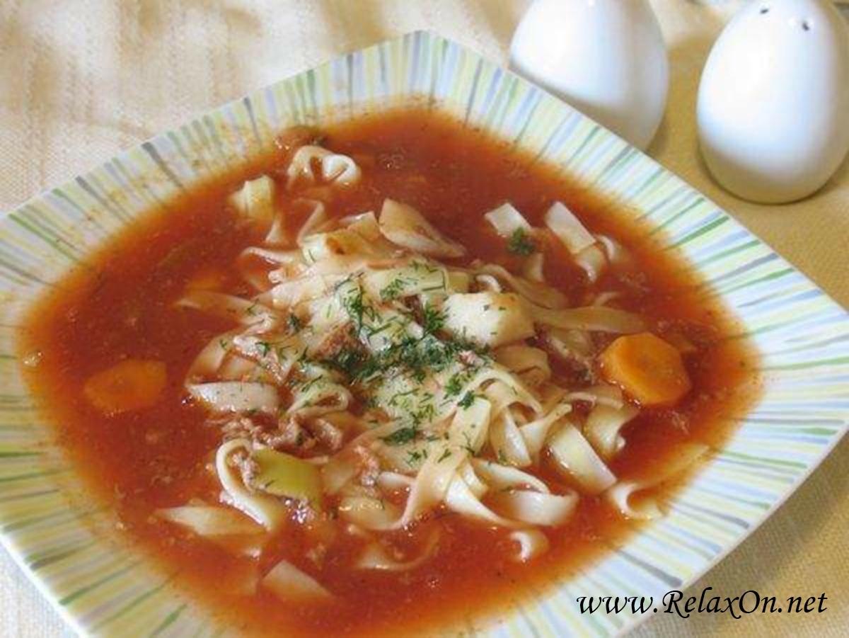 3 Польский суп