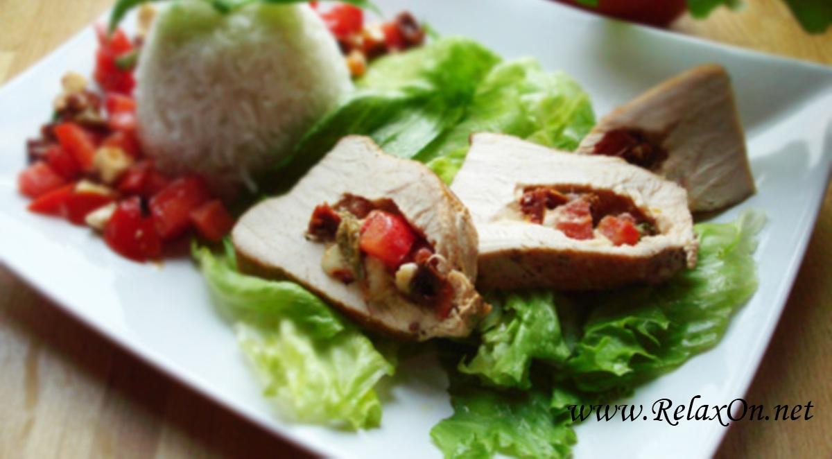 4- Пошаговый рецепт филе индейки