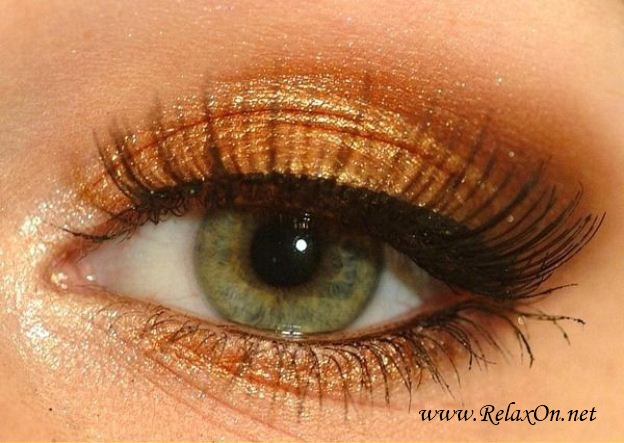 5-Макяж для зеленых глаз