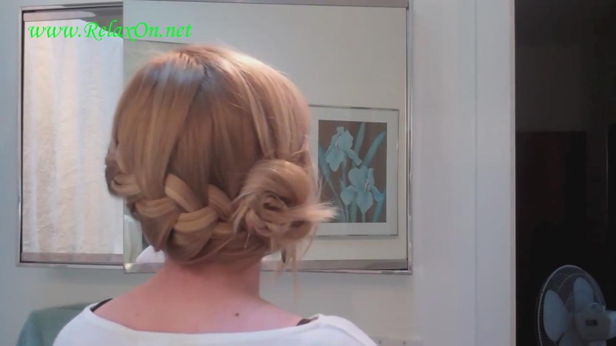 6  прически на длинные и средние волосы с улиткой