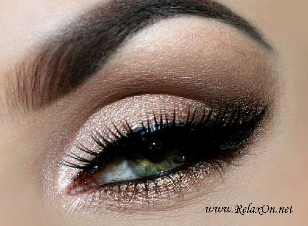 7-Макяж для зеленых глаз