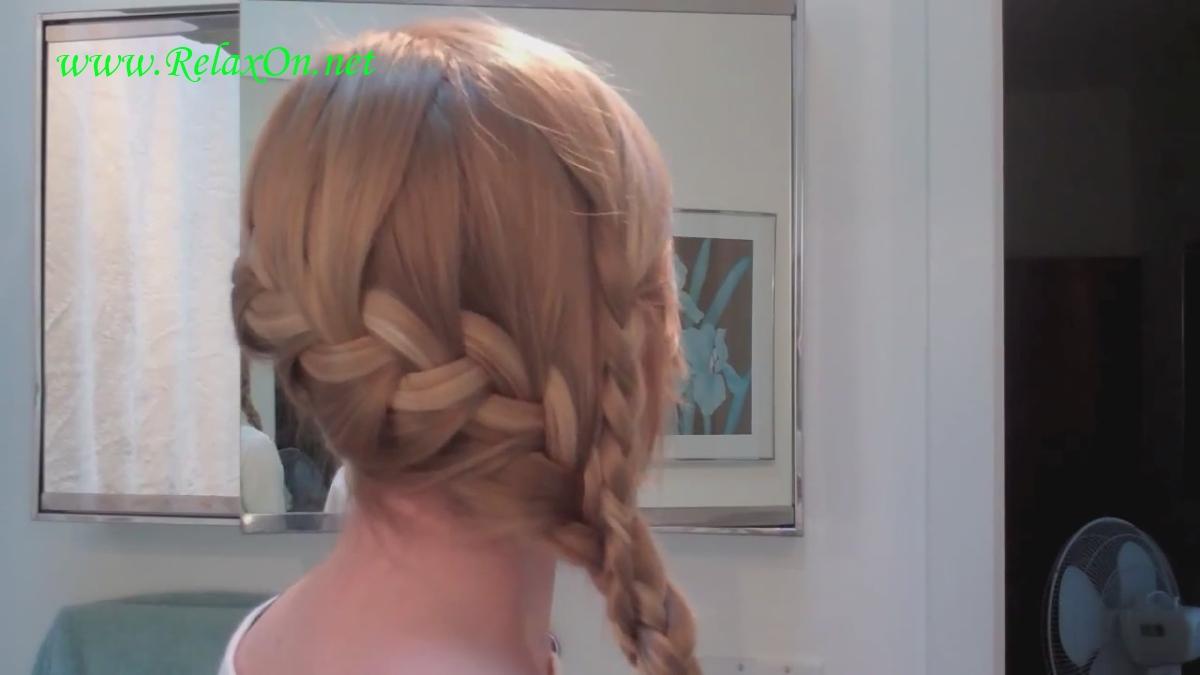 7  прически на длинные и средние волосы с разными типами кос