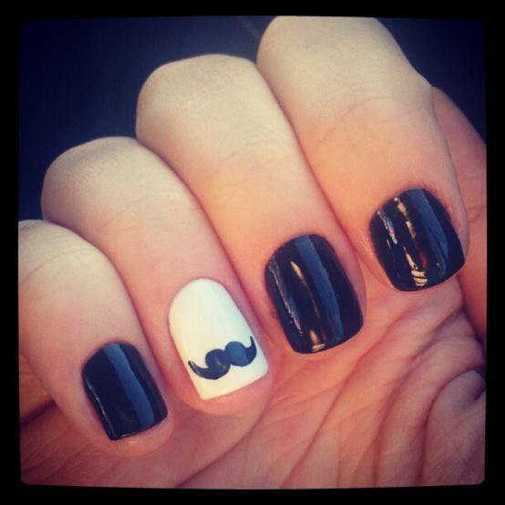 Дизайн ногтей с фото 17