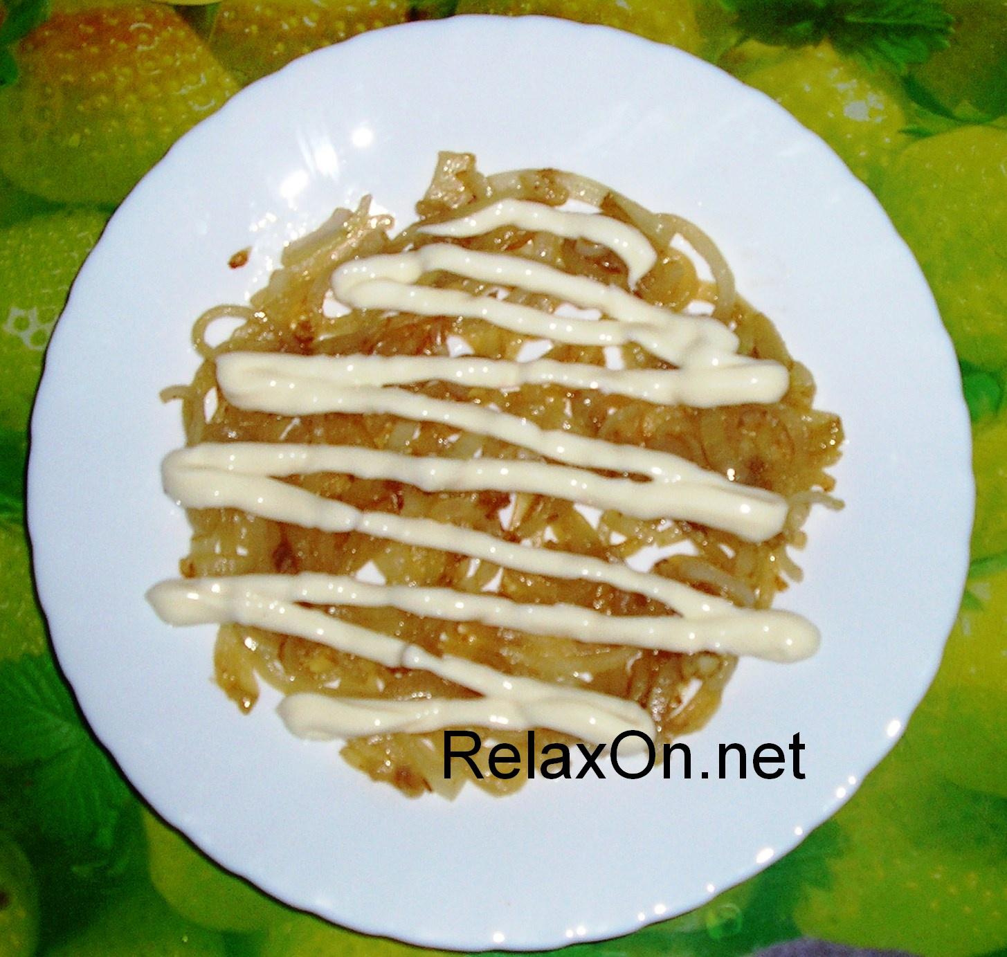 Салат с мясной рецепт пошаговый