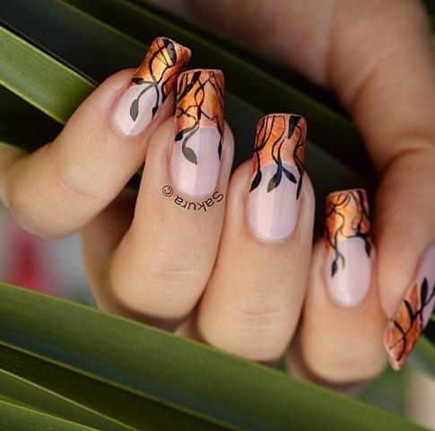 Новый дизайн ногтей-3