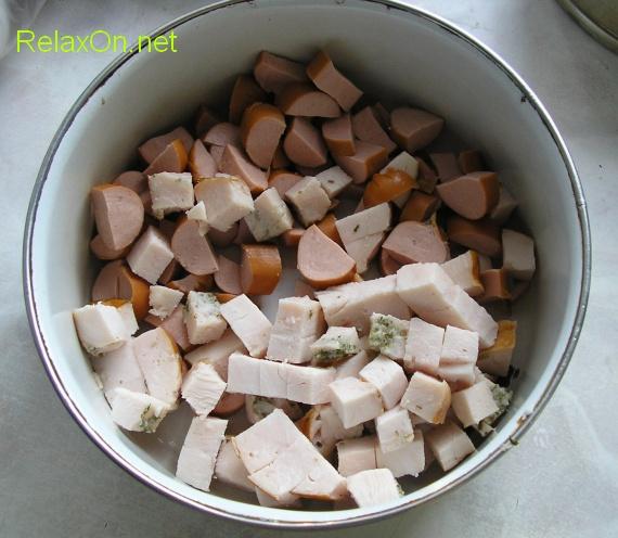 Пошаговый рецепт пирога с начинкой