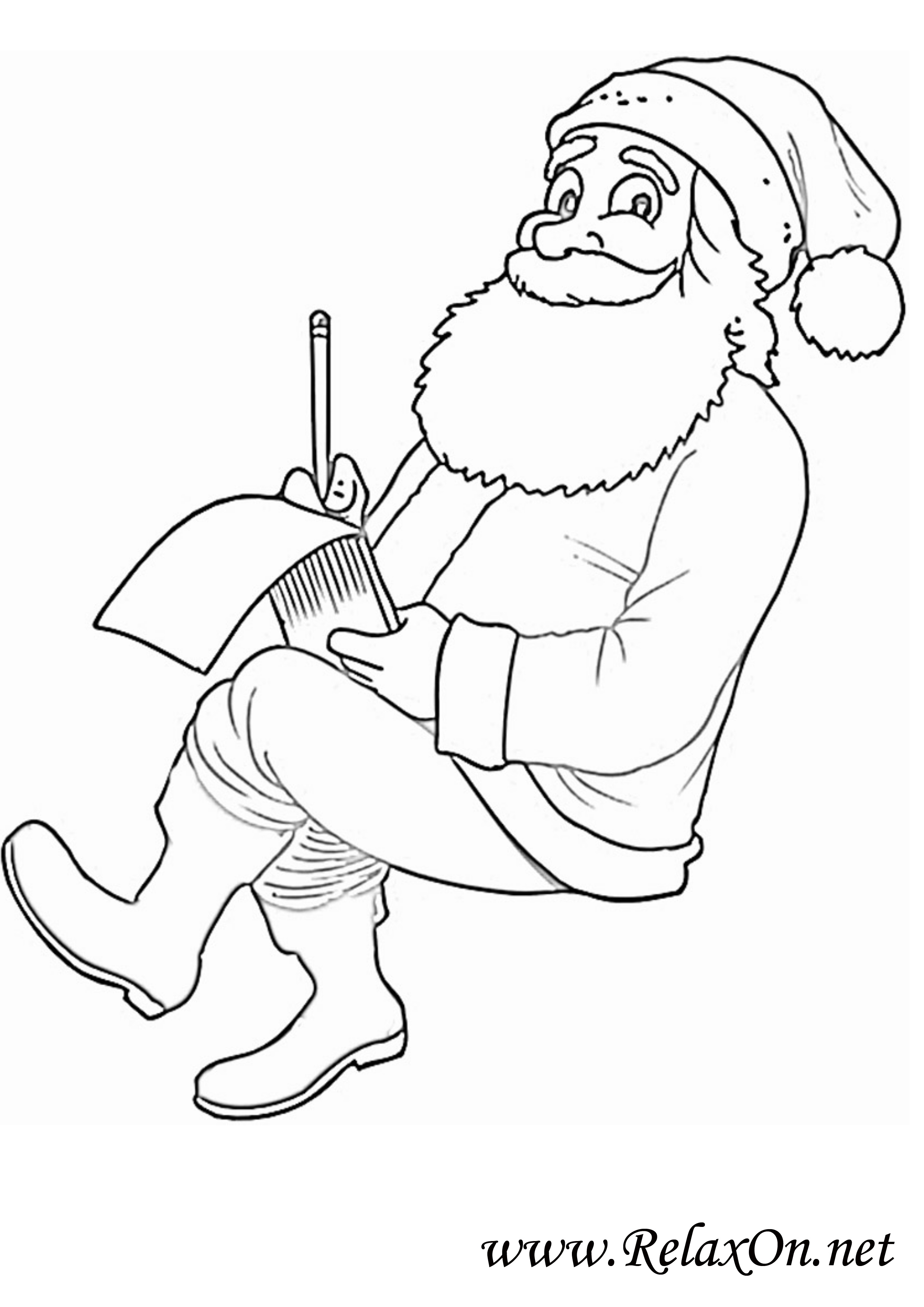 Санта Клаус 5