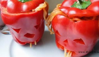 Страшные рецепты к хэллоуину