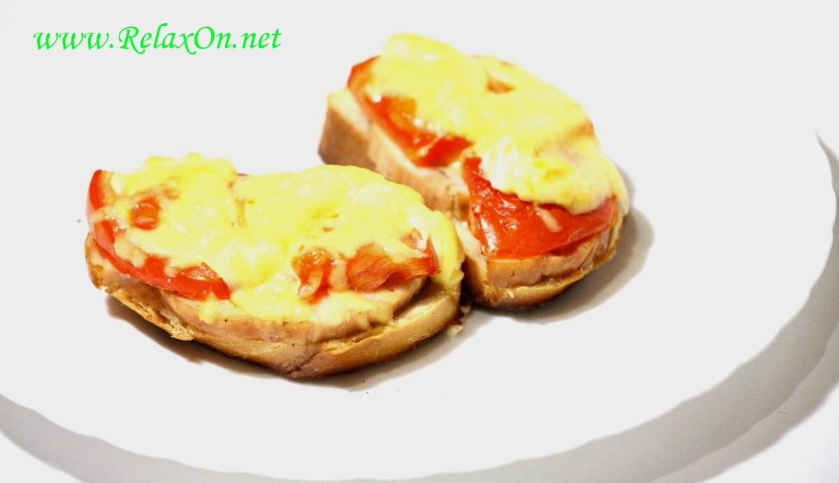 Запеченые бутерброды 2