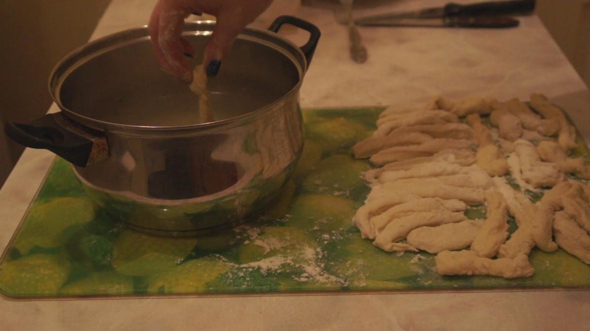 блюда чеченсой кухни