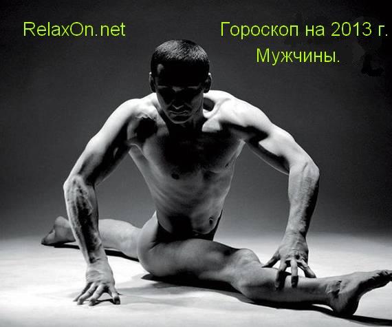 гороскоп на 2013 мужчины