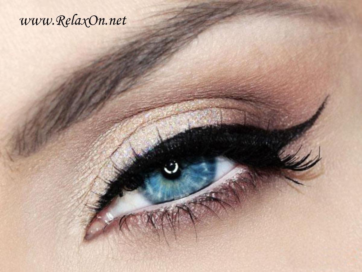 осенний макияж 9